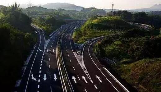渝湘高速公路_重庆五条最美高速路和十佳高速公路拍摄点, 车窗外的风景拍不 ...