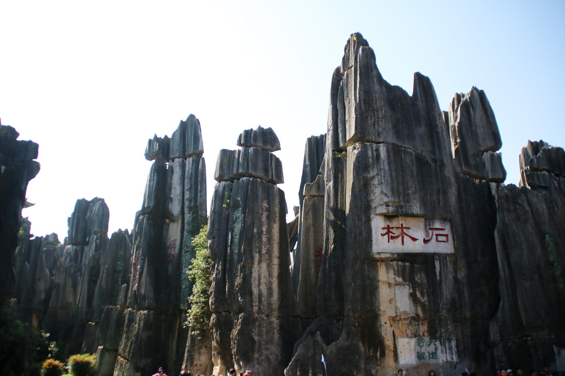云南最早的景区之一,已开业87年,还是世界自然遗产