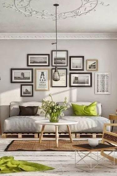 """想要寓居空间满足时髦前卫,就要多用""""跳色"""""""