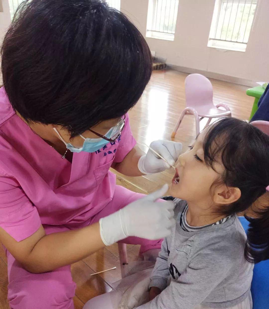 健康生活,从齿开始 Keylight全脑教育西安福田教学示范基地福田佳馨幼儿园 爱牙日 活动