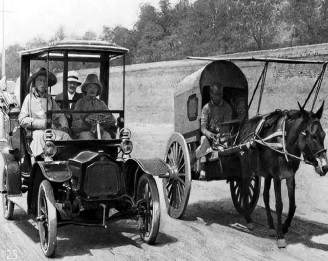 马车巨头造汽车分分钟秒了奔驰、福特