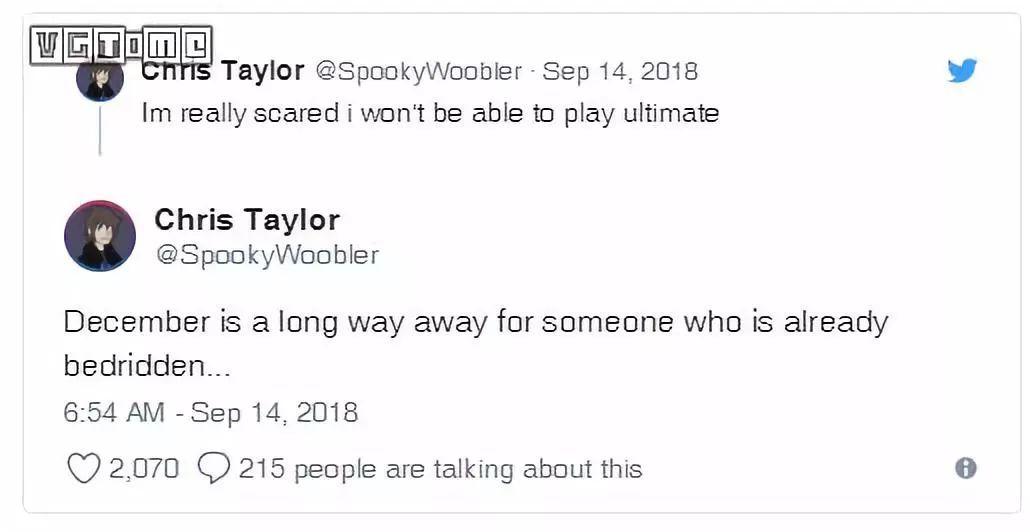 癌症患者怕玩不上大乱斗,任天堂提前奉上了游戏