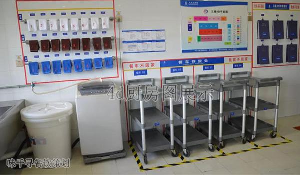 4d体系除了在于厨房的应用中,也普遍用于办公室,仓库,酒店客房,前厅图片