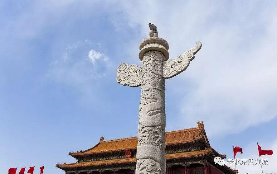 天安门前的石柱是干嘛用的?图片