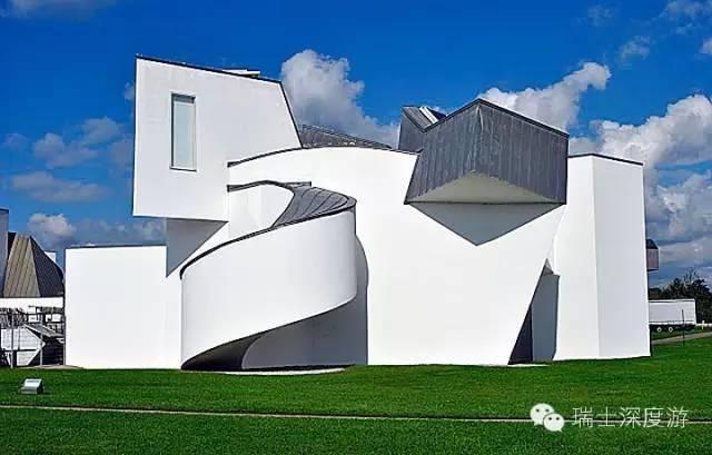 师弗兰克盖里设计的维特拉设计博物馆,是家具上最大的现代平面二层9世界米设计图博物米乘10图片