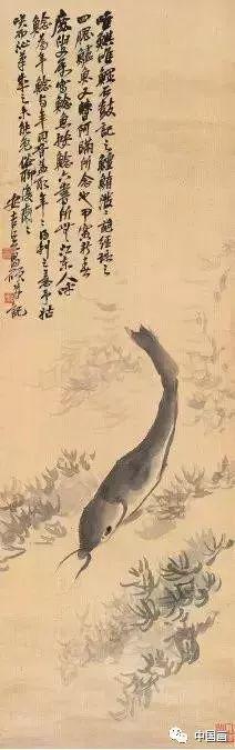 """历代名家画笔下的鱼,祝大家年年有""""鱼""""!图片"""