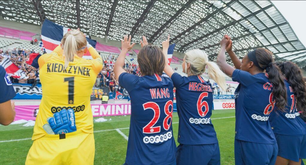 王霜重返首发送助攻大巴黎女足3-0取法甲四连胜