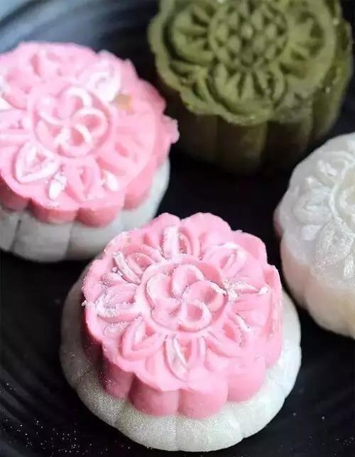 月饼的做法,中秋节和宝宝一起做月饼