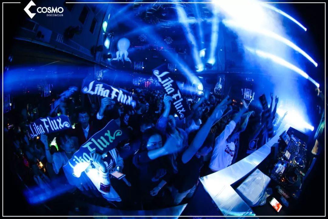 最流行的dj_全国最潮流的行业,职业DJ打碟