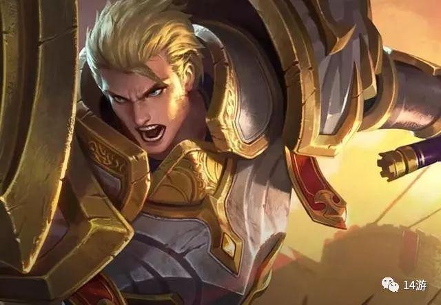 《王者荣耀》亚瑟用这一套出装,可以打得过典韦,秒杀脆皮!