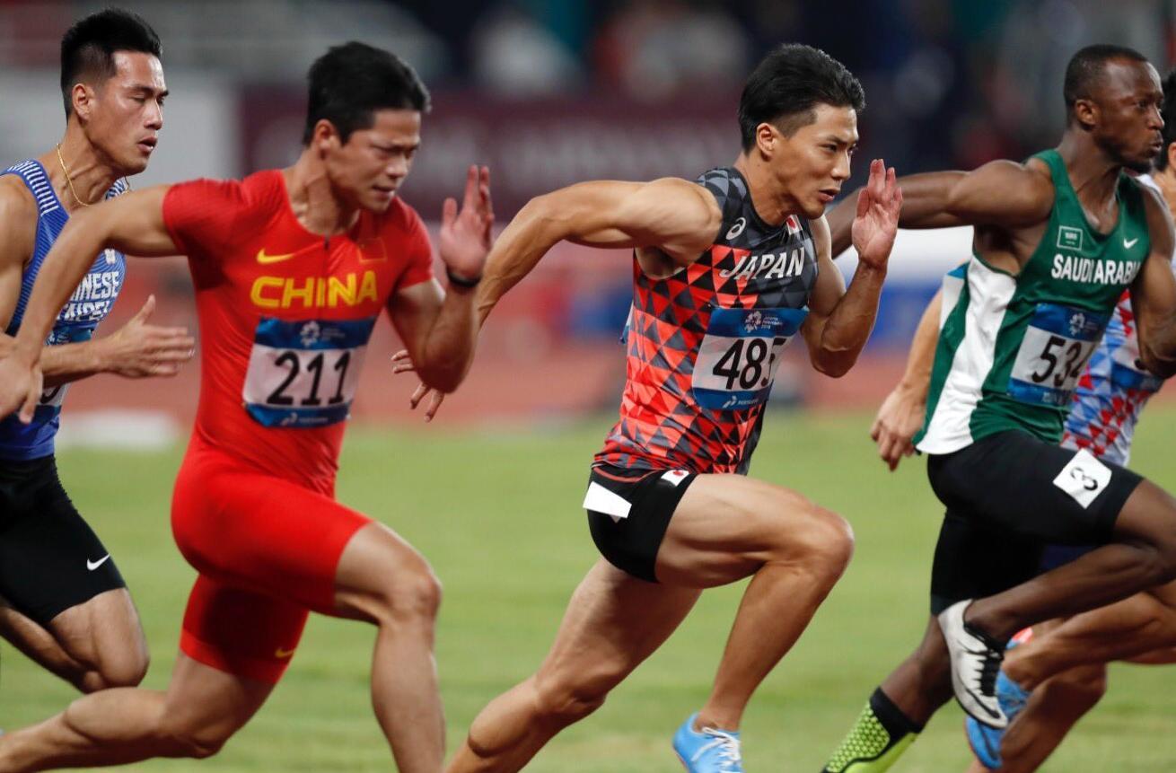 双色球139期开奖 中国百米2018完胜日本 山县亮太收官战跑出10.01