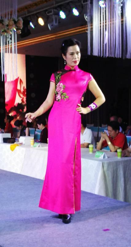 模特界赛事:2018米兰中国国际时装周模特大赛河南总决赛精彩瞬间