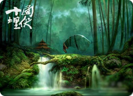 中国古代十大名曲之十面埋伏