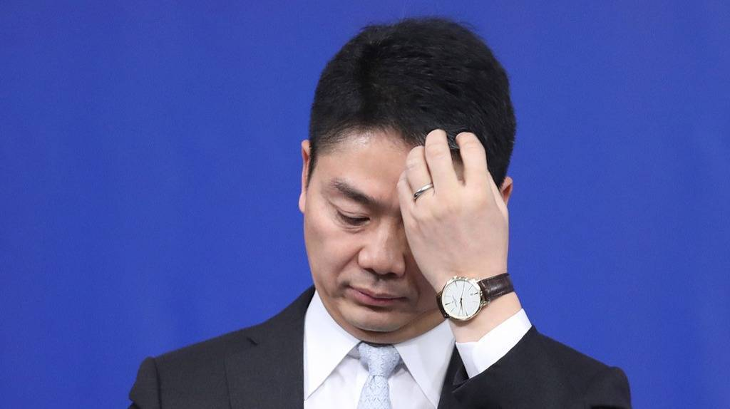 刘强东的明尼苏达那一夜