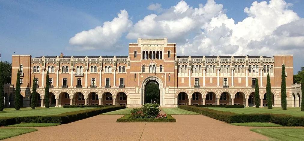 14. 莱斯大学 rice university