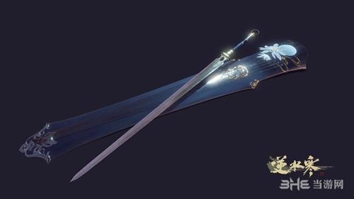 逆水寒神相武器 神相琴剑外观与属性介绍攻略图片