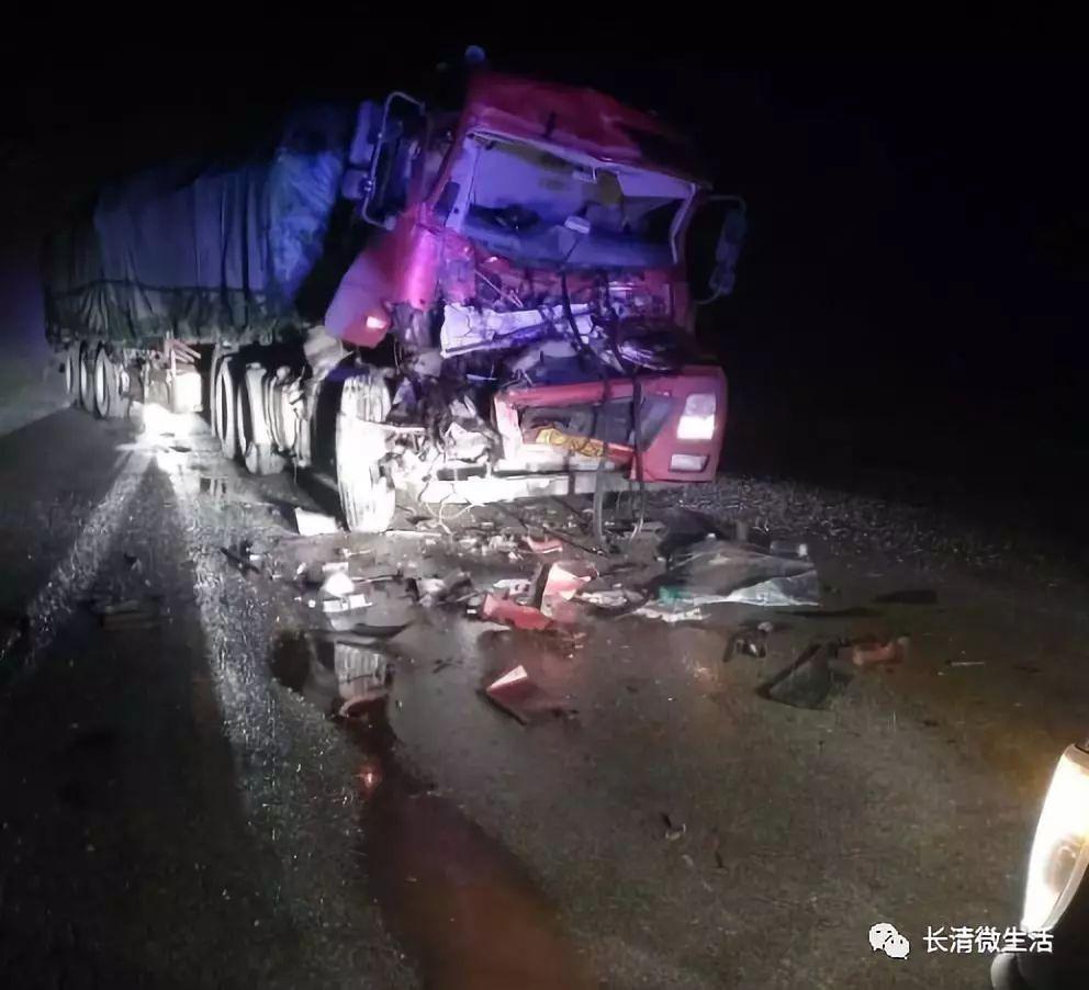 今年,济南已有156人死于大货车事故!你怎么看长清?图片