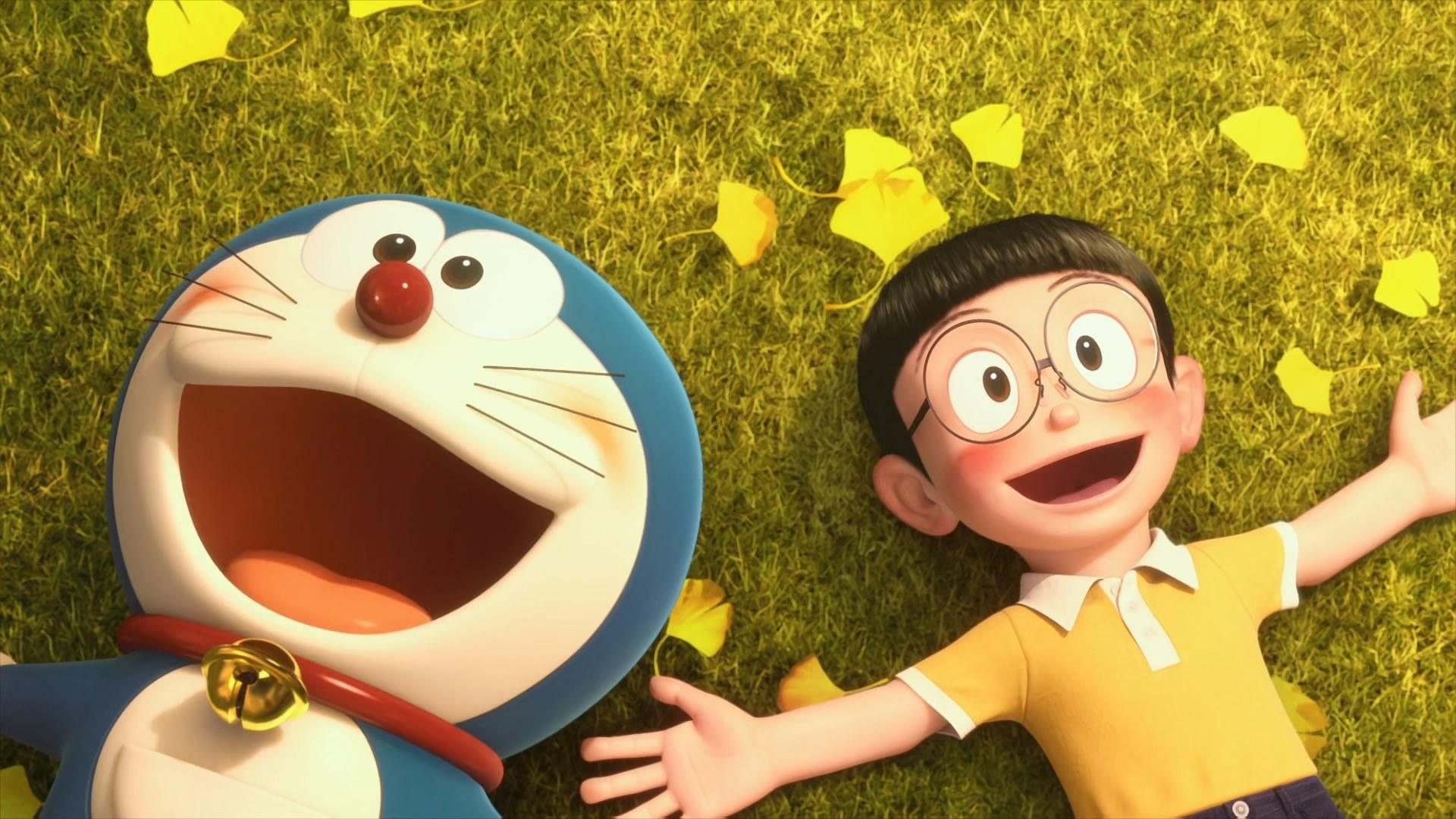 老百宝_哆啦A梦:我们曾经童年的蓝胖子,现在都变成什么样子了呢_版本
