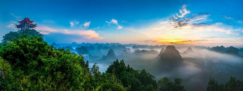 广西最委屈的古都,风景不输桂林,却因张艺谋的一场戏被误解十年