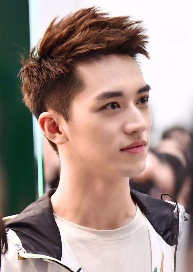 """两边推光""""的发型剪够了没?18年理发师眼中不错的男士发型图片"""