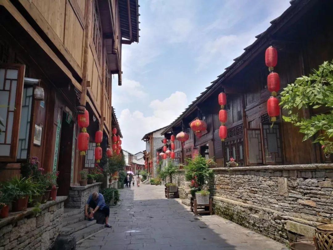 贵州这15个特色古镇,不比凤凰、乌镇差!关键人不多…