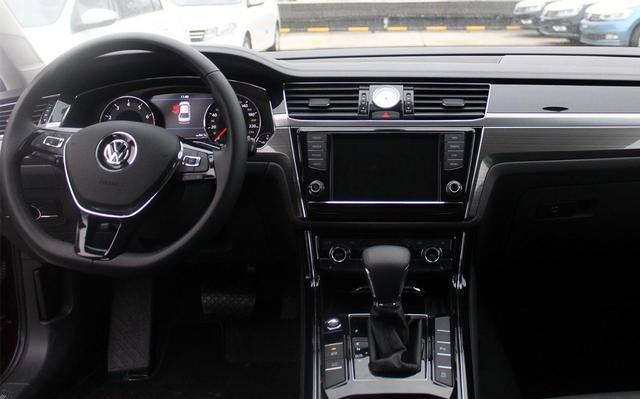 继辉腾之后大众又一款豪华轿车堪称换壳版A6只卖28万