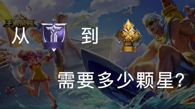 从青铜到王者一直连胜需要打多少局?