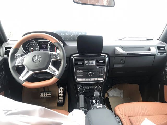 18款奔驰G500最新报价