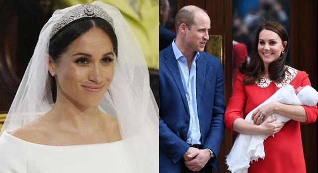 英皇室时尚指标出炉!梅根VS.凯特王妃,成为年度「带货女王」的是?