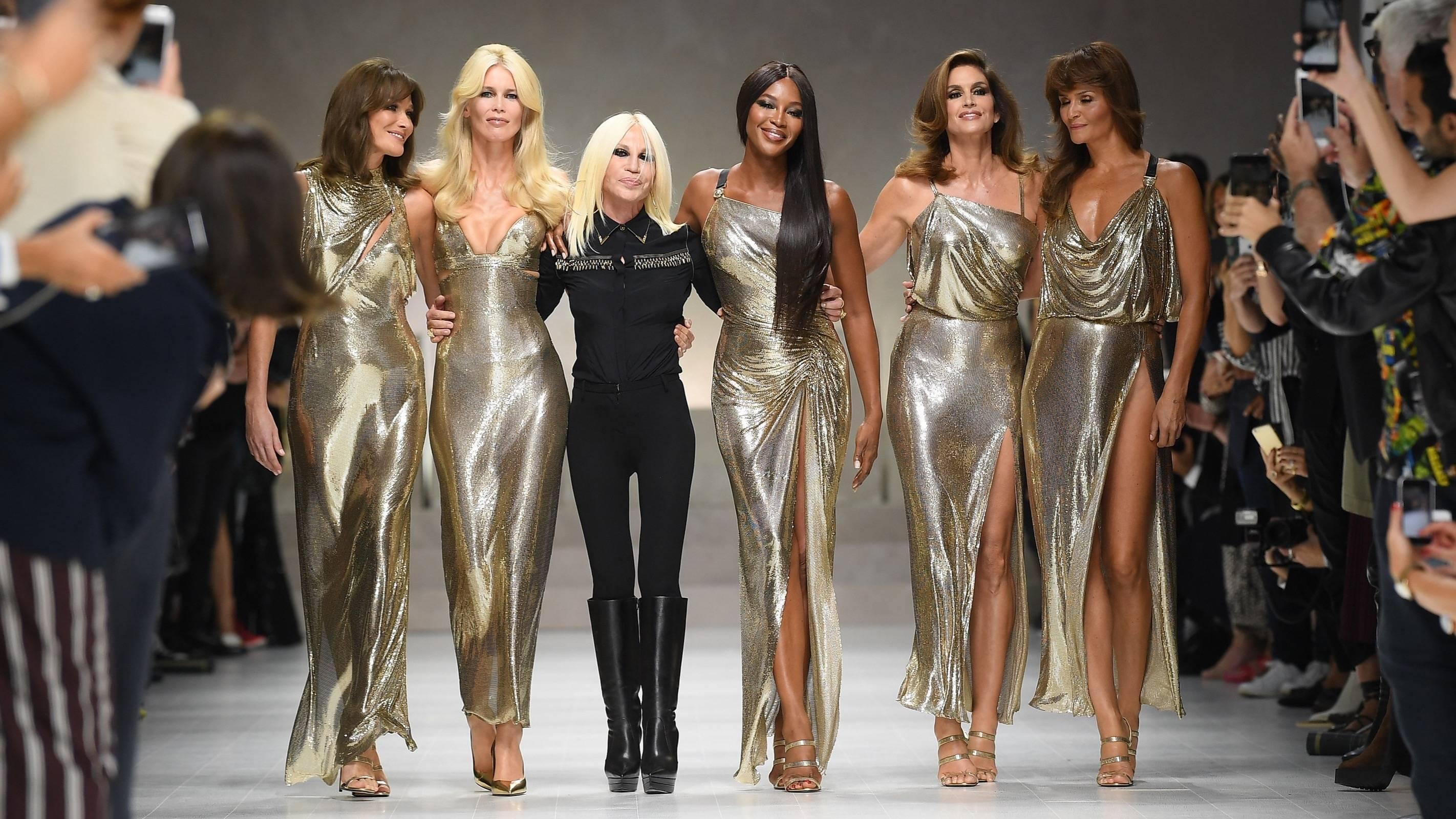 """意大利""""妖孽""""Versace要以20亿美元卖给美国轻奢品牌Michael Kors了"""