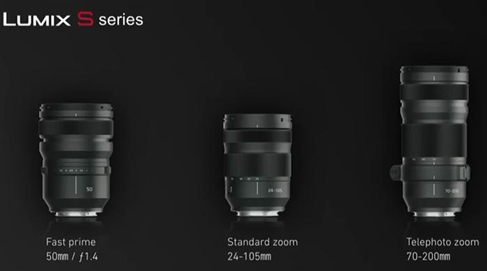 「马拉松」联盟建立松下正式发布全画幅微单 S1 Photokina 2018