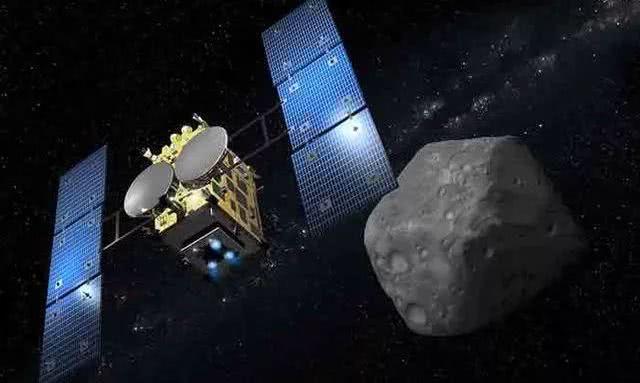 人类漫游车首次成功登陆小行星!传回一组惊人图像
