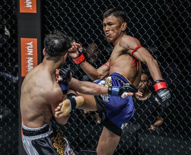 国足12强赛赛程 泰国癌症拳王ONE冠军赛获重生 十月六日迎第二场比赛