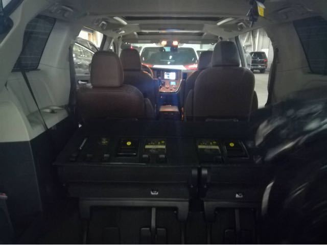 2018款丰田塞纳 最适合家用的大七座MPV