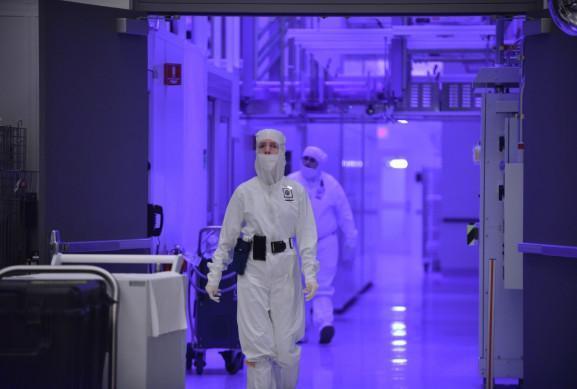 今年全球芯片制造支出增长14%至628亿美元