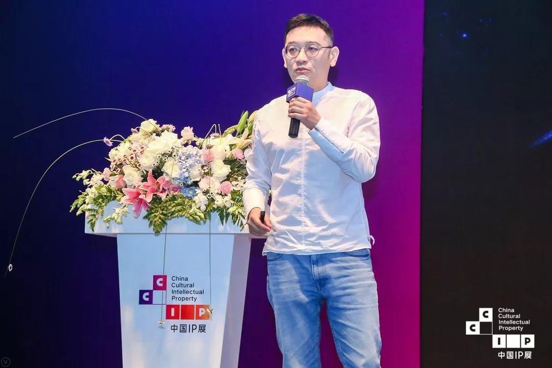洛可可创新设计集团董事长,洛客共享平台创始人贾伟图片