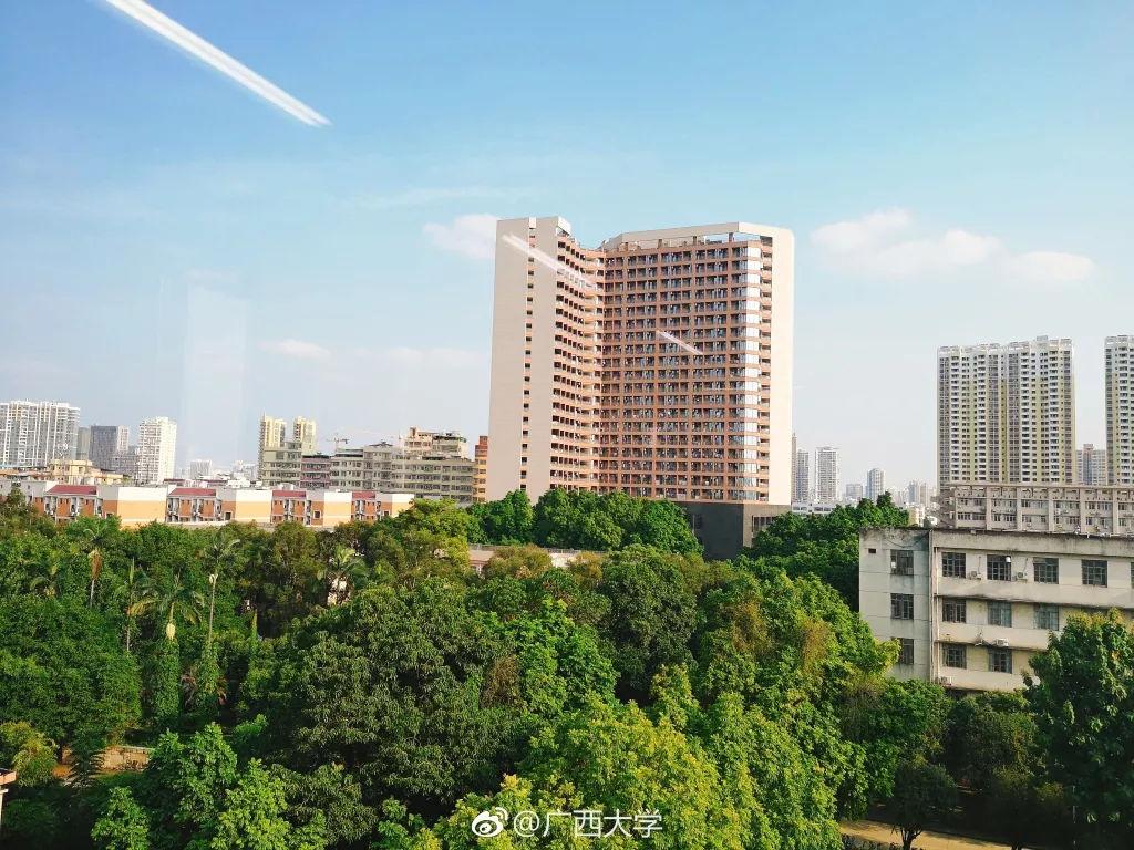 广西职业技术学院宿舍