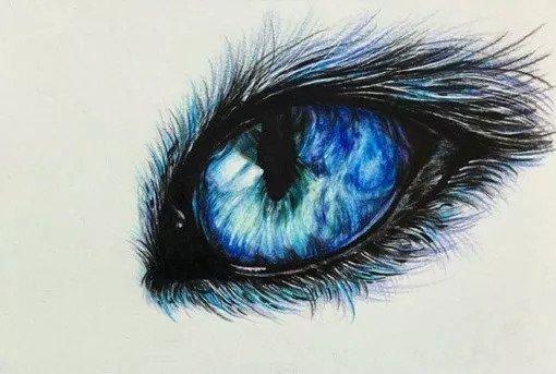心理测试:哪只眼睛看起来有点恐怖,测你内心的邪恶因子有多高