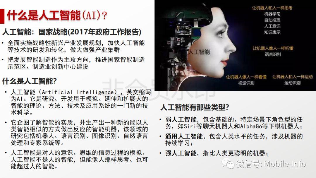 图解:人工智能的现状与未来