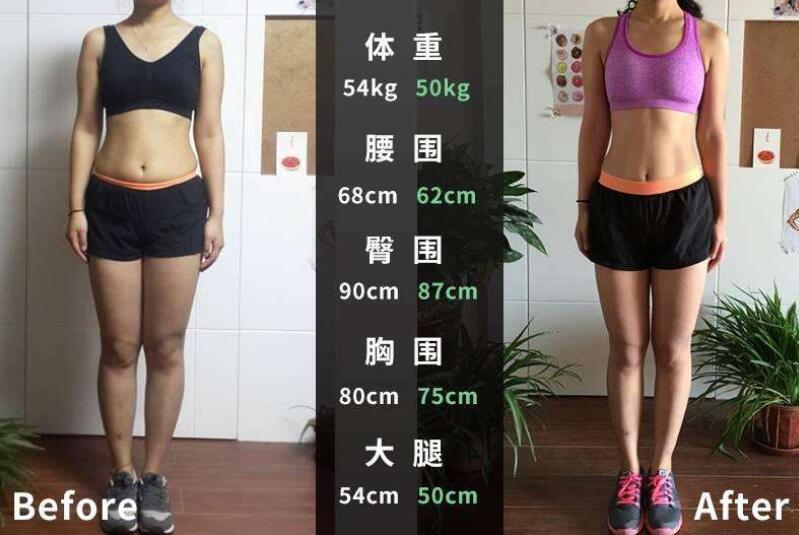 跳绳到底多久能减肥成功?看看这2人的减肥故事