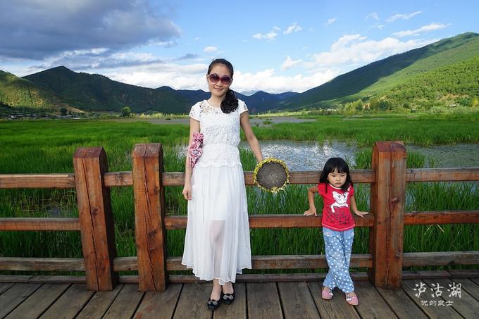 丽江,属于孩子成长的第一次旅途,写给宝贝的一份告白行