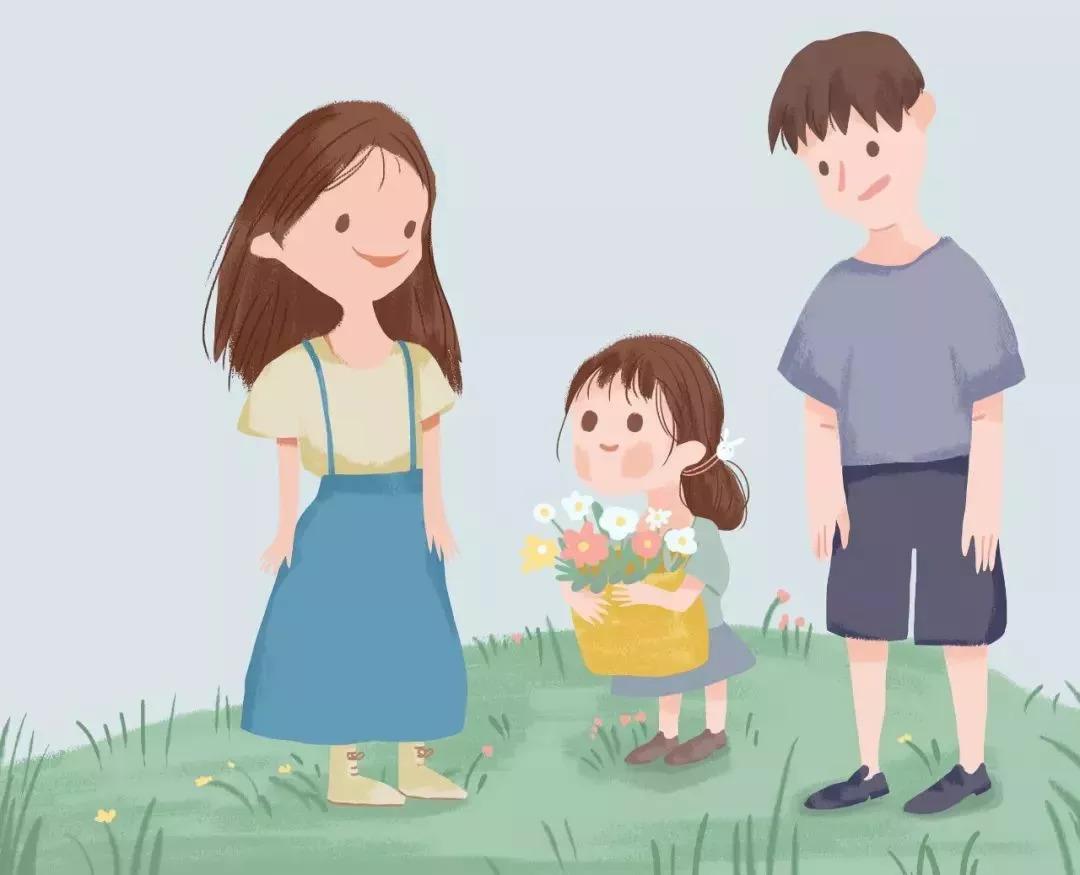 情商高的父母,都会用这5种语气跟孩子说话图片
