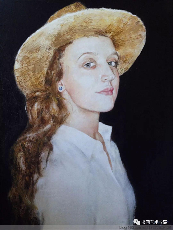 乌克兰绘画十人展:她在画布上 永远不会死亡