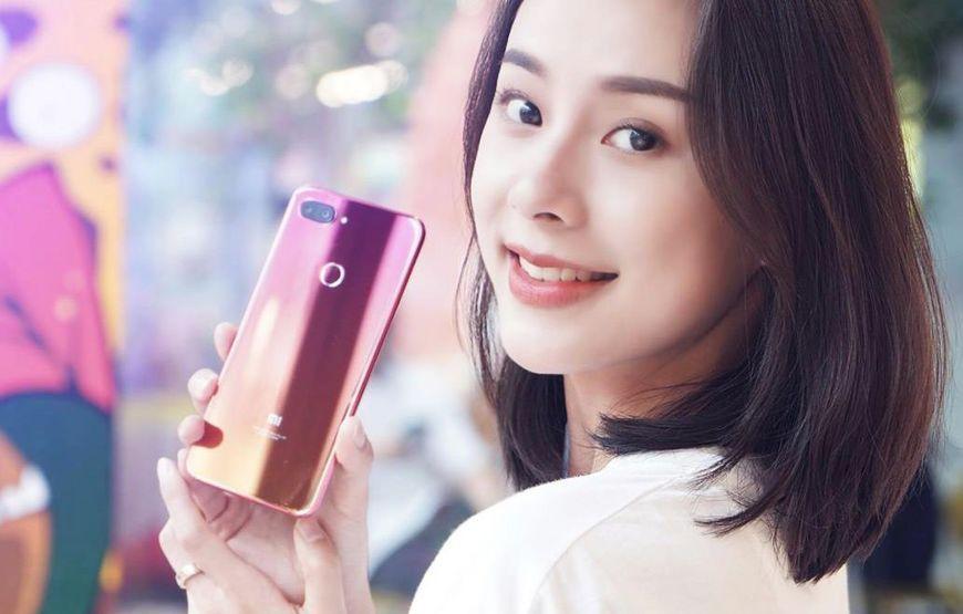小米青春版上线,更有AI人工智能美妆加持,迷倒万千少女心