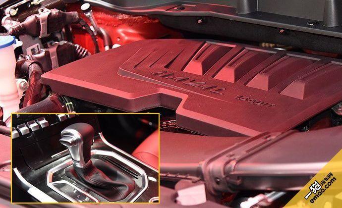 看这款SUV如何打造智潮爆品哈弗F5售价10-128万元