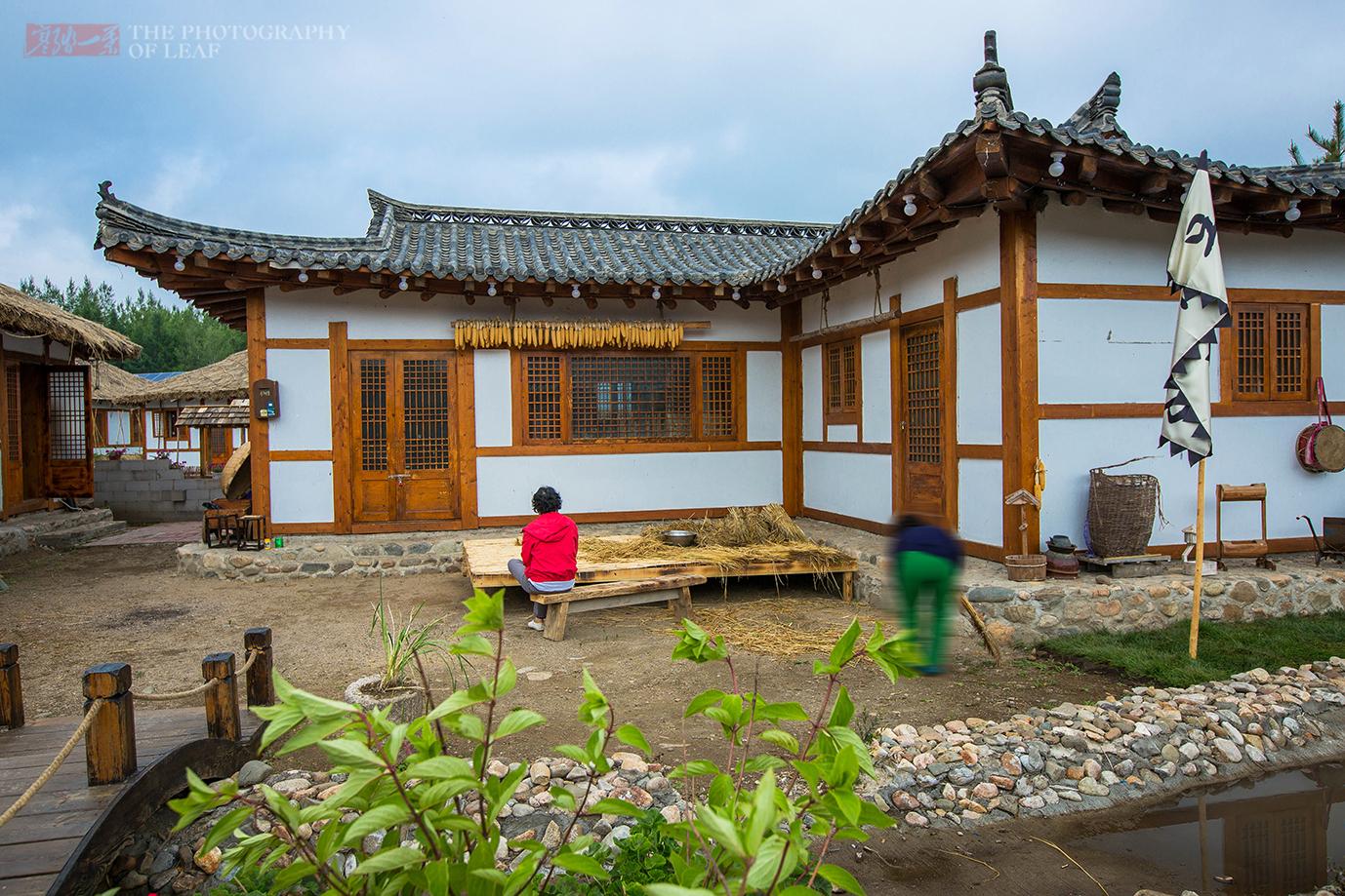 他们历经磨难来到中国一场洪水无家可归,新的家园让朝鲜人羡慕