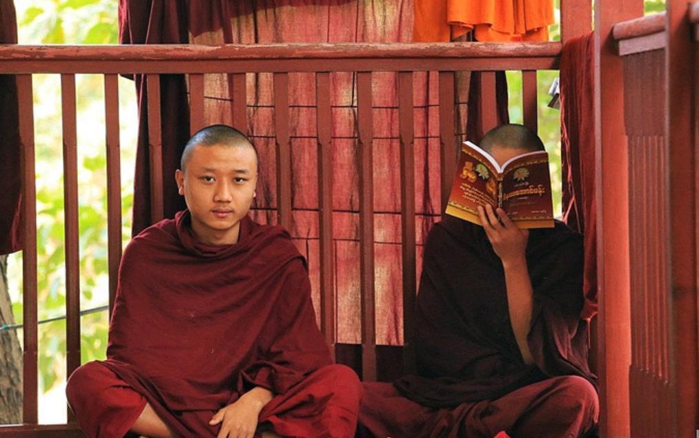 云南去缅甸可以直接走过去 每天都可以看到一个很有趣的想象!