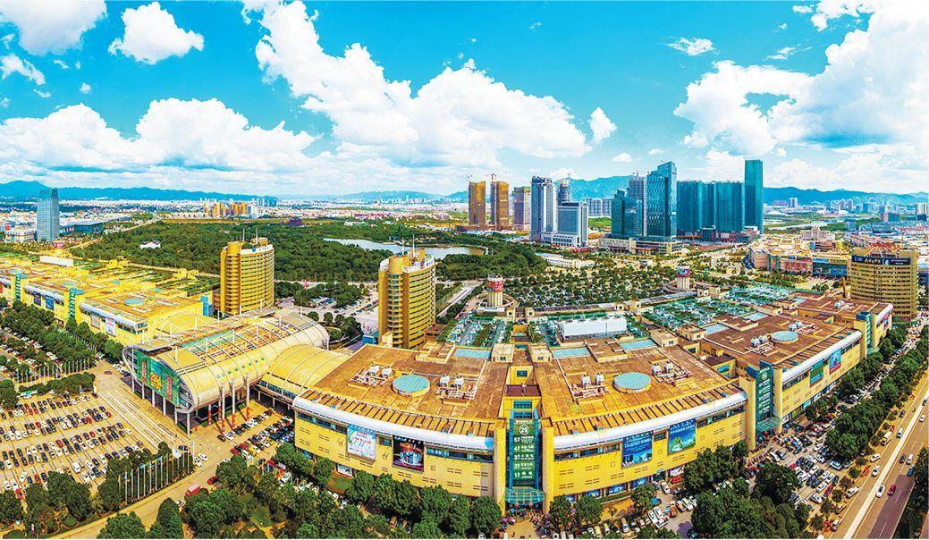 义乌人均_义乌国际商贸城