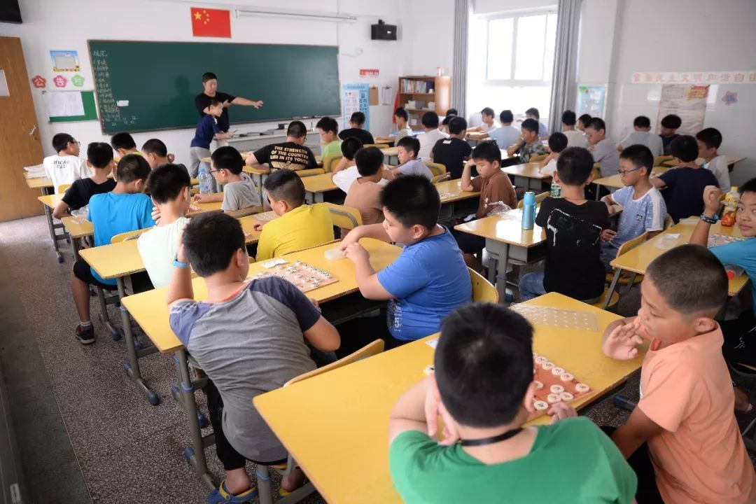 江苏赛区 无锡市张泾实验小学预选赛