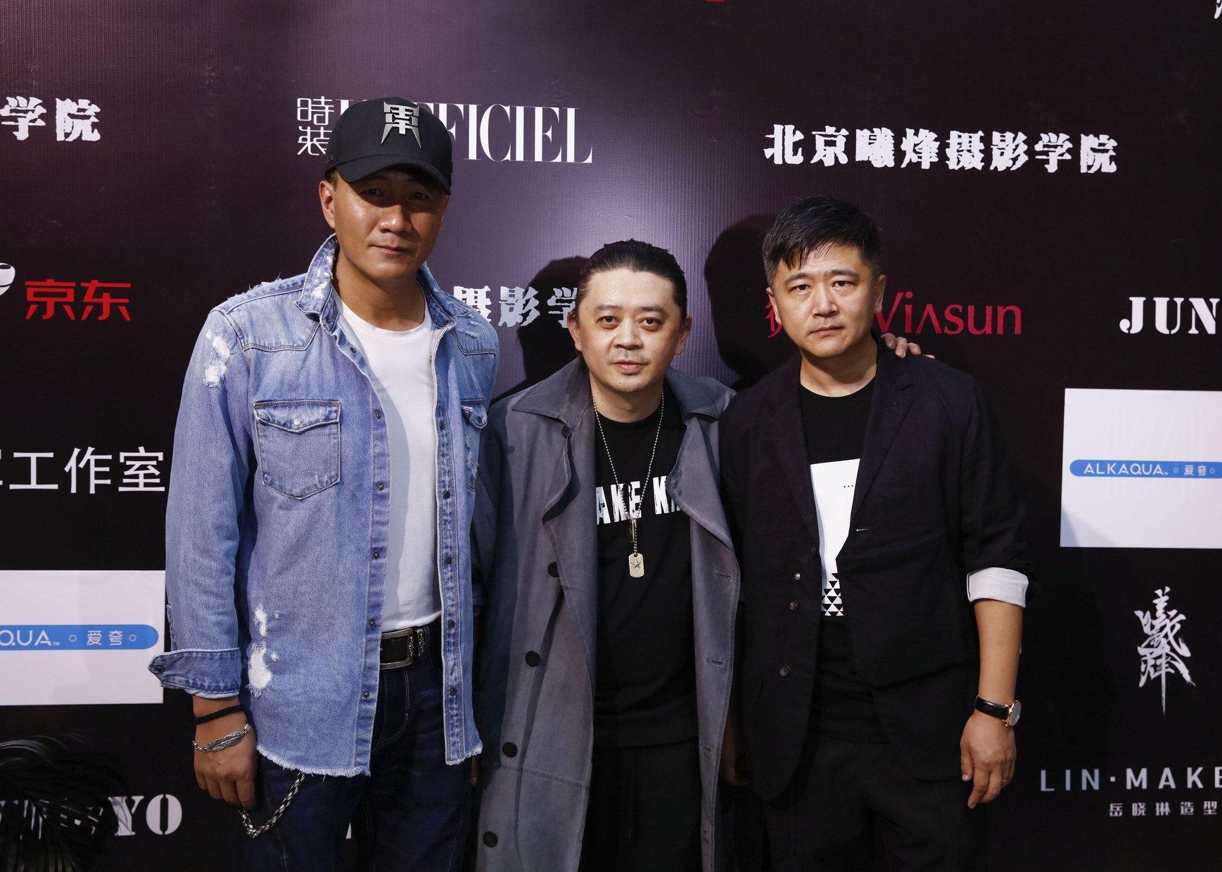 陆毅李宗翰丁薇等众星助阵,著名艺术家张曦个人作品展在京举办